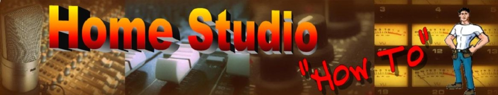 Home Studio How To