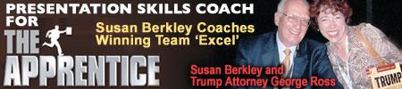 Susan Berkley Apprentice