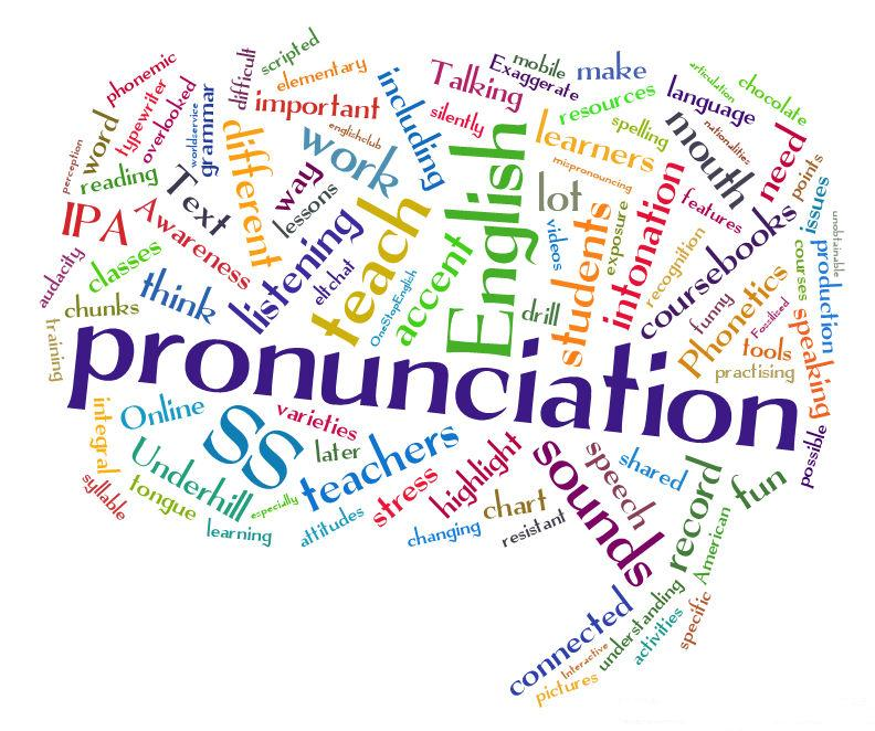 teaching pronounciation Every esl student should have a pronunciation element to his language studies sometimes, though, a student may need more than one strategy for tackling english.